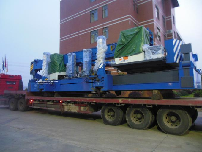 ZYC460 Hydraulic Static Pile Pressing Machines For Precast Pile Driving Of Foundation 2