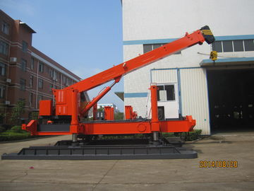 Low Vibratory Pile Driving Equipment High Efficiency Long Working Life