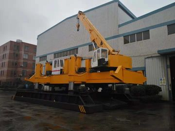 China Silent Robot Hydraulic Pile Driving Machine / Pile Foundation Machine supplier