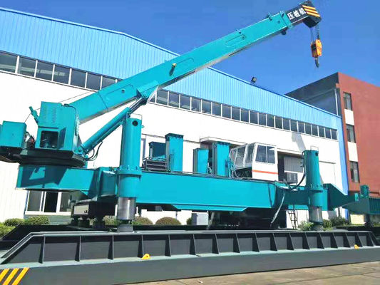 Silent 4.5M/Min Hydraulic Pile Driving Machine