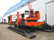 China Small ZYC120 Hydraulic Static Pile Driver Machine For PHC Pile With One Year Warranty company