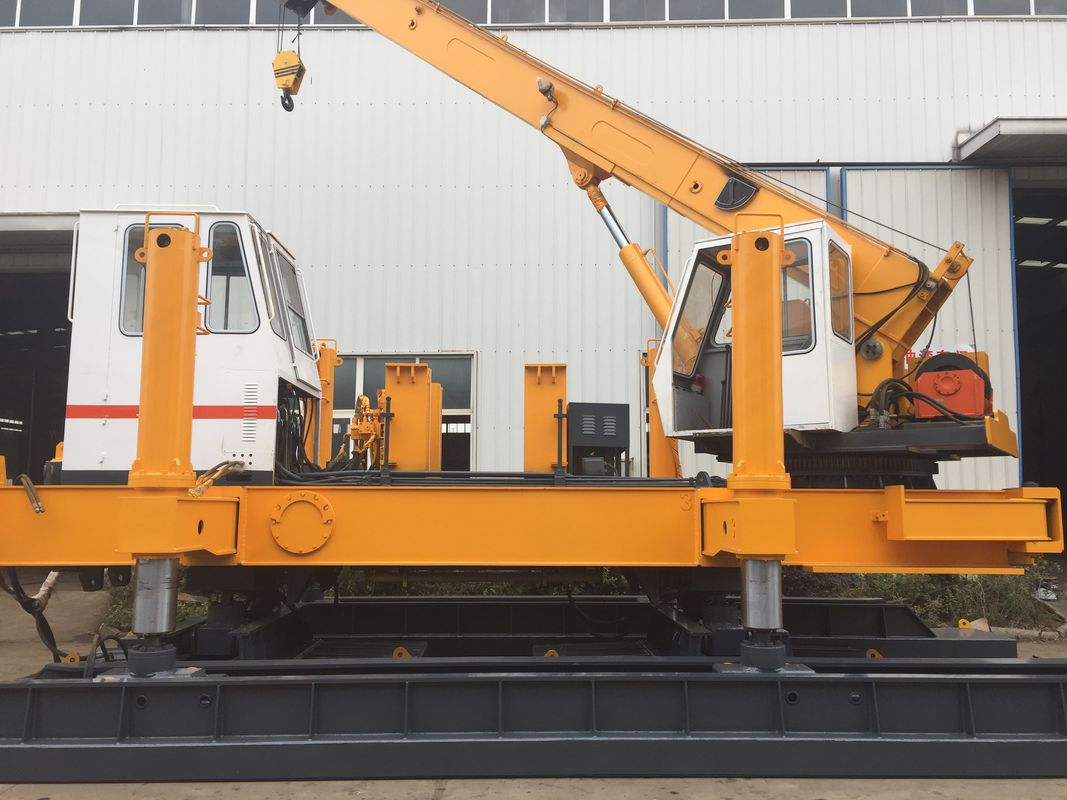 Hydraulic Piling Machine T-WORKS 60T-200T With Fast Piling