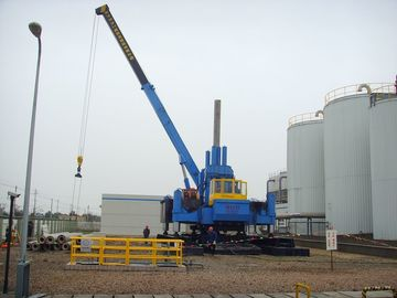 China High Power Pile Foundation Equipment / Hydraulic Rotary Drilling Rig factory