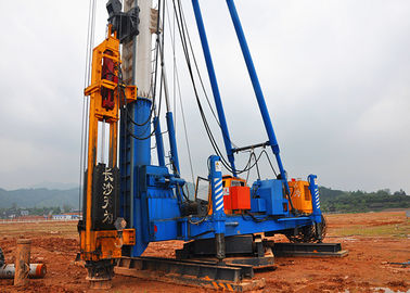 China High Performance Hammer Piling Machine / Drop Hammer Pile Driving factory