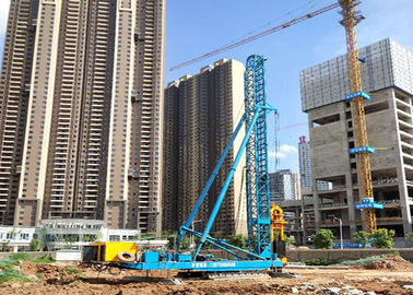 China No Pollution Rammer Hydraulic Hammer For 11T PHC Pile High Efficiency distributor