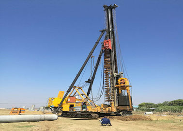 China Drop Hammer Piling Rig Two Movement Types Crawler Type Walking Type distributor