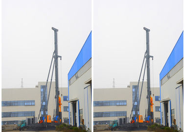 China Vibratory Hammer Pile Driver Fast Blow Rate High Productivity Power Saving distributor
