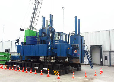China CE Standard Pile Foundation Equipment / Hydraulic Rotary Piling Rig factory