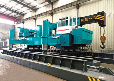 China 600T Foundation Drilling Equipment With Lifting Crane No Air Pollution distributor