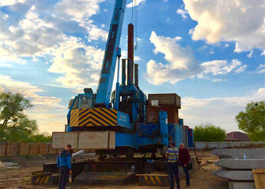 China OEM Safety Foundation Drilling Machine 8 Ton Crane Lifting Capacity factory