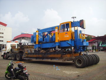 China Silent Pile Foundation Equipment 460 Tons Piling Capacity Eco - Friendly distributor