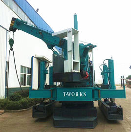 China ZYC80BS - B1 Mini Size Hydraulic Piling Machine For Building Construction factory