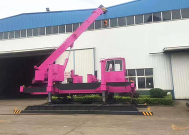 China 80-120T Hydraulic Pile Driving Machine For Precast Concrete Pile Foundation distributor
