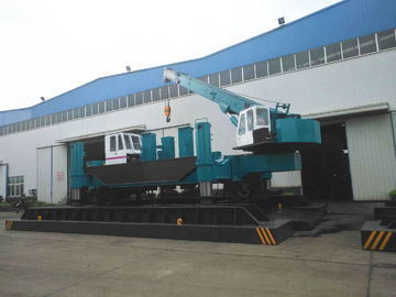 China Precast Concrete Pile Driving Machine For Piling Foundation Job ZYC600 factory