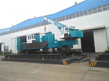 China Concrete Pile Pressing Machines Injection Pile Machine For Piling Foundation distributor