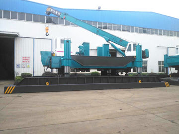 China Jacking In Pile Pressing Machines Pile Driving Machine For Phc Pile ZYC600 factory