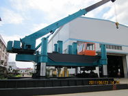 Silent Hydraulic Piling Rig Machine 460 Tons Piling Capacity Eco
