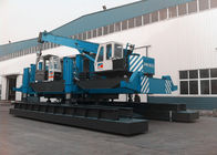 Eco Hydraulic Piling Machine For Building Construction High Piling Speed